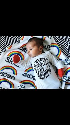 Personalized rainbow baby name blanket. Velvet plush name blanket by CuddleMuffinsBlanket on Etsy https://www.etsy.com/listing/487614728/personalized-rainbow-baby-name-blanket