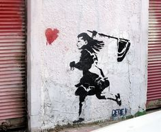 Street Art / Tel Aviv Street Art by LoisInWonderland, via Flickr
