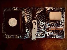 Mini Bugout in Flytanium Brass. Best Knife Sharpener, Electric Knife Sharpener, Sharpening Tools, Sharpening Stone, Cheap Pocket Knives, Best Camping Knife, Best Electric Knife, Types Of Knives, Best Hunting Knives