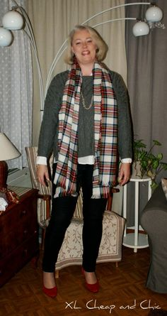 XL Cheap & Chic: Lisää ruutua - More plaid...