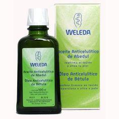 aceite anticeluliticode abedul weleda