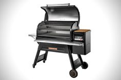 Traeger's Timberline Smart Grill Lets You Do Everything but Flip the Burgers with Your Smartphone