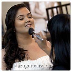 #bridal #hair and #makeup #airbrush