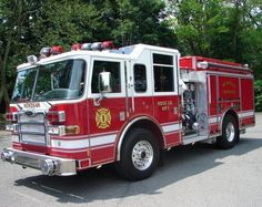 Engine 18-81 is assigned to Mendham Fire Department in Mendham, NJ