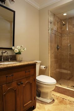 California Bathroom #Remodeling by EBCON #modern #bathroom #design