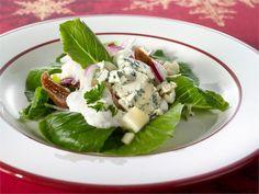 Herkullisen hedelmäinen salaatti on raikas ja maistuva alkuruoka. Viikunan lempeä makeus ja sinihomejuuston suolaisuus muodostavat modernin makujen vastaparin.