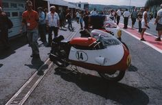 Gilera Quatro Cylindri 1957 500cc DOHC