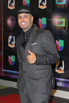 Nicky Jam attends Univision's Premios Juventud 2015 at Bank United Center on July 16, 2015 in Miami, Florida.