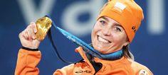 Nicolien Sauerbreij, olympisch kampioen snowboarden uit een land zonder bergen. NOC*NSF Sporterfgoed