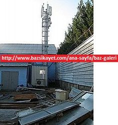 Bedas Istanbul Bakirkoy Isletme Zeytinburnu ana trafo merkezinde 15 kuleli monopole baz istasyonu Turkcell - www.bazsikayet.com / baz istasyonu | www.bazsikayet.com