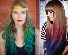 Ombre Hair, Creta, Hair Styles, Beauty, Beleza, Hairdos, Haircut Styles, Hairstyles, Style Hair