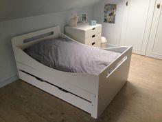 Découvrez le lit enfant évolutif Eden blanc d'Agnès !   #lit #enfant #évolutif #blanc