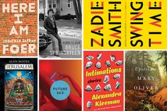 45 New Books to Read