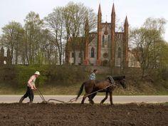 Near Trakai. 2004