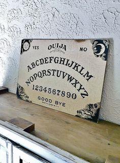 Fuld Ouija Board Rare Parquet Paper Design Baltimore by jarmfarm