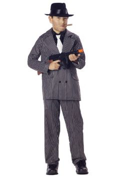 California Costumes Toys Gangster, Medium *** Click image for more details.