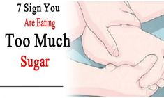 7 SIGNS YOU ARE EATING TOO MUCH SUGAR Sugar is delicious but in copious amounts it can be really bad for our health. You wont look at it the same way once you learn how it impacts the body. There are red flags which our body sends us Read Fatigue Causes, Chronic Fatigue, Cognitive Problems, Beauty Games, Lack Of Energy, Lose Weight, Weight Loss, Lose 15 Pounds, Vicks Vaporub