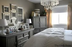 This Little Estate: Master Bedroom Reveal