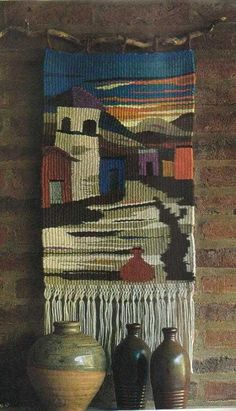 Weaving Textiles, Weaving Art, Weaving Patterns, Loom Weaving, Hand Weaving, Tapestry Loom, Art Textile, Weaving Projects, Woven Wall Hanging