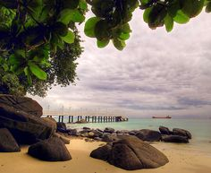 Cape Panwa Beach, Phuket, Thailand