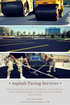 Looking for the asphalt paving services. Call: 732-329-3600