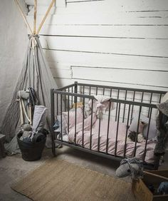 Byheritage- bedset for crib