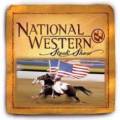 National Western Stock Show Denver Colorado