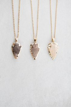 Lovoda - Arrow Spear Necklace | Neutral, $18.00 (http://www.lovoda.com/arrow-spear-necklace-neutral/)