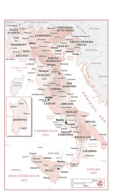 Frommers guide to Italy. Go to site for text only pages.