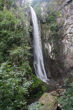 Leivaditis waterfall by El Morfeas, via Flickr  http://gogreecewebtv.com/english/index.php/component/content/article/47-2011-10-06-19-21-14/64-leivaditis-waterfall-xanthi