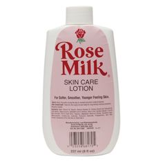 Rose Milk Skin Care Lotion