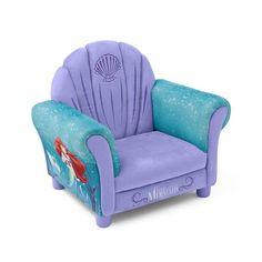 Disney Little Mermaid Upholstered Chair