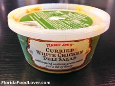 Trader Joe's Curried Chicken Salad | Florida Food Lover