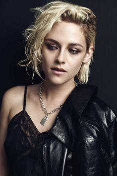 Kristen Stewart Arte Portraits for Personal Shopper at Cannes 2016. Beautiful. <3