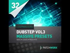 Loopmasters Dubstep Synths Volume 3 Massive Presets  http://www.audiobyray.com/samples/loopmasters/dubstep-synths-volume-3-massive-presets/