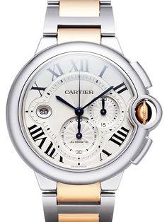 Cartier Ballon Bleu de Cartier Chronograph W6920075