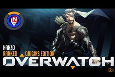 RANKED | HANZO | Ep.1  - Overwatch en español