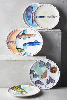 Ceviche Canape Plate