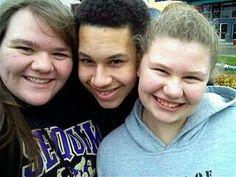 Me, Melissa, and jatesa:)