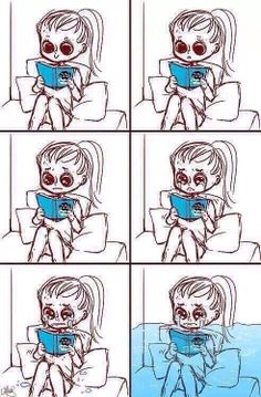 This is me reading the fault in our stars