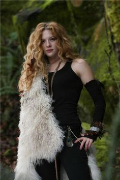 """Rachelle Lefevre who played Victoria in """"Twilight"""" and """"New Moon""""."""
