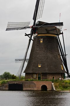 Photo of the Week – Kinderdijk Netherlands