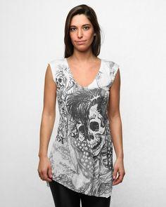 Iron Fist Women's American Nightmare T-Shirt - White