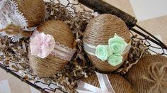 Centro tavola di Pasqua | Walber #pasqua #ester #DIY #faidate #fai-da-te #centrotavola #idee #uovadecorate #uova #decorazioni #holidays