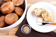 Incredibly Delicious Sesame Seed Dinner Rolls