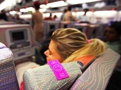 Whether flying first class or coach, every world traveler could use a little help when it comes to making an 18-hour flight tolerable. Check out these great suggestions, then perhaps book a journey and put them to the test...!