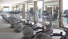 Park Hyatt Fitness Centre offers a light, open space that overlooks the outdoor pool and spa gardens. Together with the latest Technogym equipment, complete with integrated TV screens, it also offers the best cardio and toning combination to help guests pursue their health and fitness goals. 103