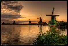 Zaanse Schans - North-Holland
