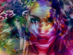 Seductive Rose - Brian Exton Art
