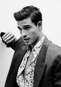 My Strange Moods Anthony Gastelier, Model Agency, Fashion Shoot, Male Models, Floral Tie, Supermodels, Sexy Men, Hot Guys, Eye Candy